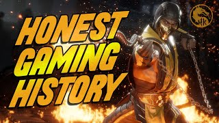 The FULL Story of Mortal Kombat (MK1 - MK11 Aftermath) | Honest Gaming History