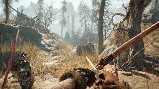 Прохождение Far Cry Primal #7 Добавляем охотницу Джейлу и берём аванпост по стелсу