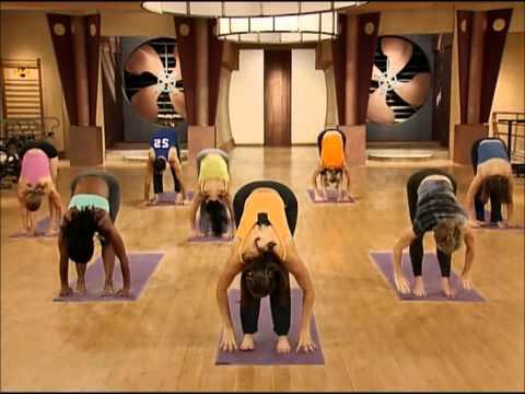 Crunch Workout - Fat Burning Yoga Pt. 3