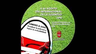"""Breve """"audio gancho"""" Día Internacional de la Juventud en Miajadas 2016"""