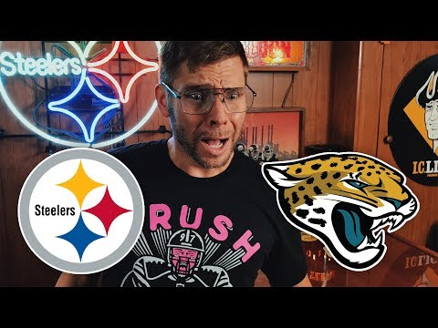 Dad Reacts to Steelers vs Jaguars