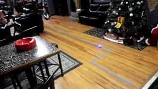 Sphero Maze Runner.