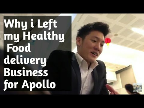 Why I left my healthy food delivery business for Apollo #AskAlaricAnything Episode 4.1