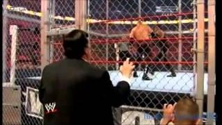 Undertaker vs Kane walka w klatce