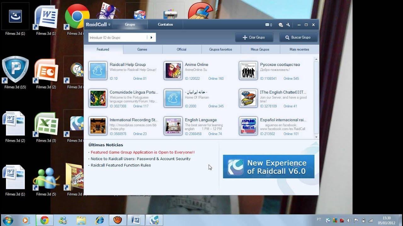 raidcall 6.0.8