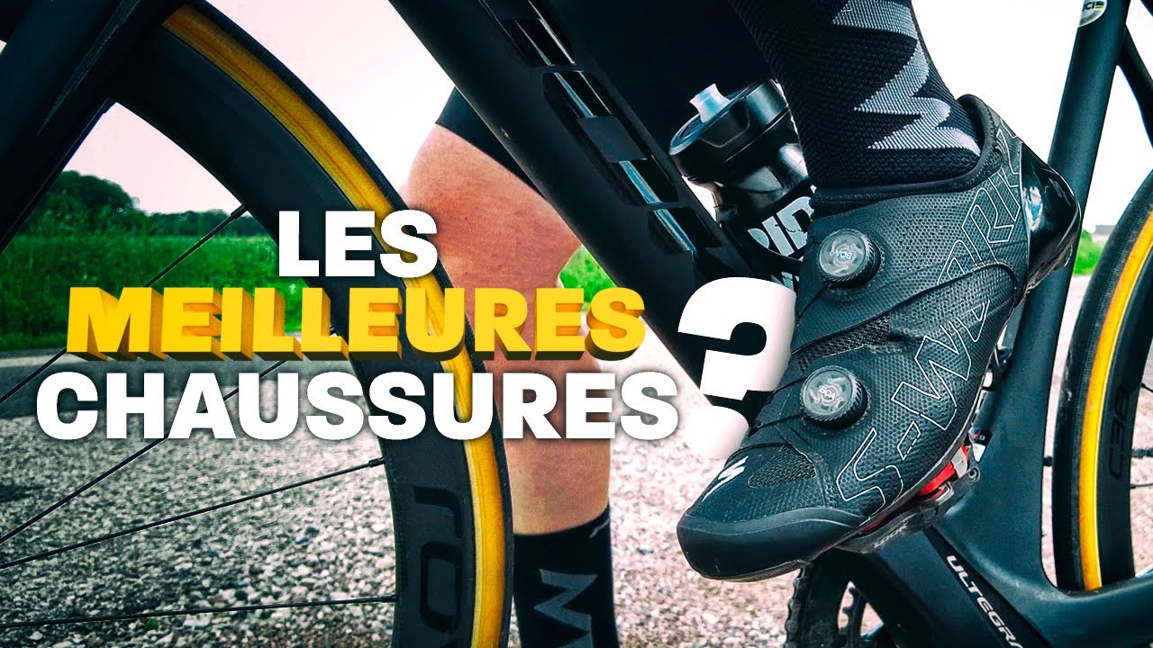 LES MEILLEURES CHAUSSURES VELO DU MARCHÉ ?! @Specialized Bicycles  S-Works Ares