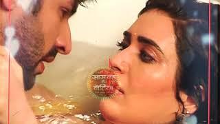 Qayamat Ki Raat: Raj & Gauri's HOT BATH-TUB ROMANCE!
