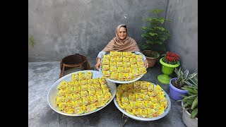 100 Fried Maggi Noodles Cooking By Granny | Fried Maggi Noodles Recipes | maggi noodles street style