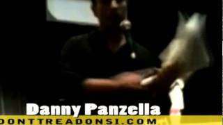 Danny Panzella DESTROYS Port Authority of NY & NJ on Toll Hike 8-16-11