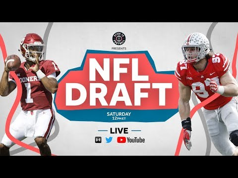 2019 NFL Draft Show: Live Grades & Reactions for Rounds 4 & 5
