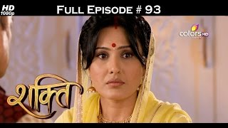 Shakti - 30th September 2016 - शक्ति - Full Episode (HD)
