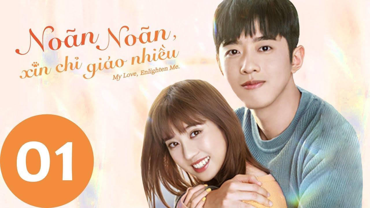 Noãn Noãn, Xin Chỉ Giáo Nhiều – Tập 01(Vietsub)   Top Phim Ngôn Tình Hiện Đại   WeTV Vietnam