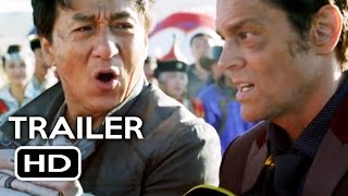 Skiptrace  Trailer #1  2016  Jackie Chan, Johnny Knoxville Action Comedy Movie Hd