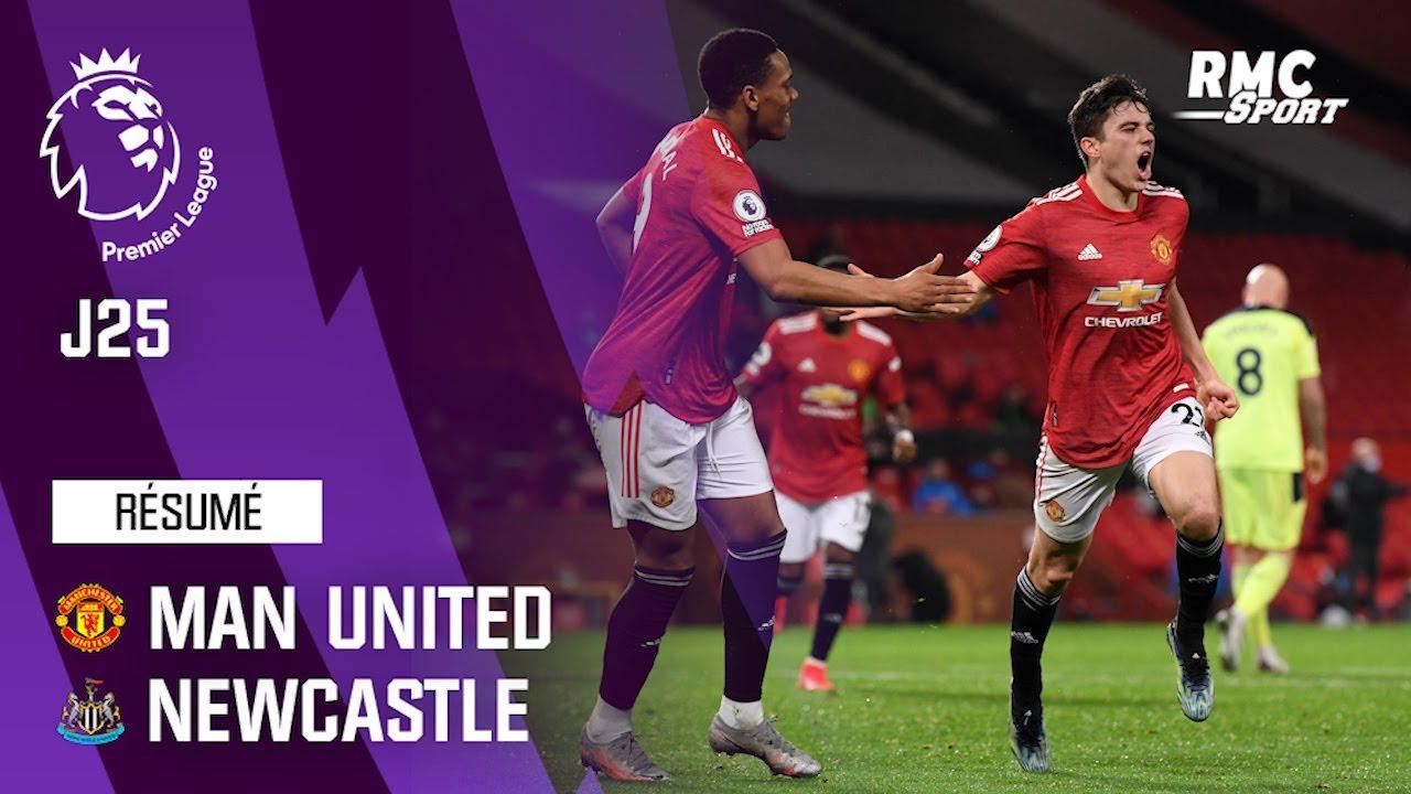 Download Résumé : Manchester United 3-1 Newcastle - Premier League (J25)