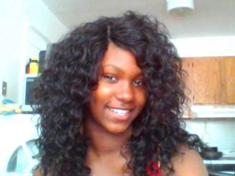 Model Model Sy Curl w/ Invisible Part Install - YouTube