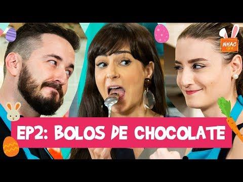 BOLO DE CHOCOLATE: qual o MELHOR? Gabi e Beto se enfrentam no desafio de Dani Noce  PÁSCOA PERFEITA