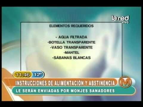 Los Monjes Sanadores Responderán Su Carta Con Fecha De Operación Youtube