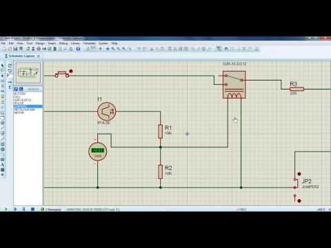 Aula 2 - Simulação funcionamento Encoder Incremental Eletromecânica.