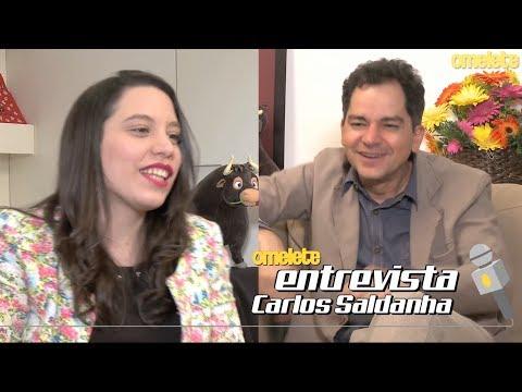 O Touro Ferdinando - Carlos Saldanha | Omelete Entrevista Mp3