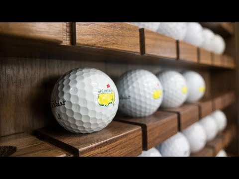 Making A Golf Ball Display Case (Part 1)