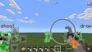 Моды в Minecraft PE 0.13.0 : 0.13.1| PORTAL 2 MOD В MINECRAFT PE