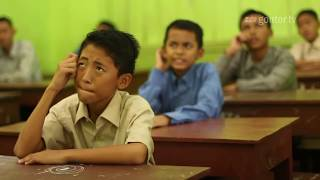 Mukidi Short Movie In the class Darussalam All Star Show 90 Tahun Gontor