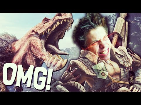 ? CAZADOR DE MONSTRUOS EPICOS | Monster Hunter World thumbnail