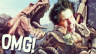 🔴 CAZADOR DE MONSTRUOS EPICOS | Monster Hunter World thumbnail