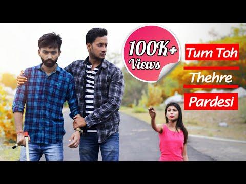 Tum Toh Thehre Pardesi    Pardesi Anthem    Rajeev Raja    Ft. Arijit & Sonalica    Bright Thinkers