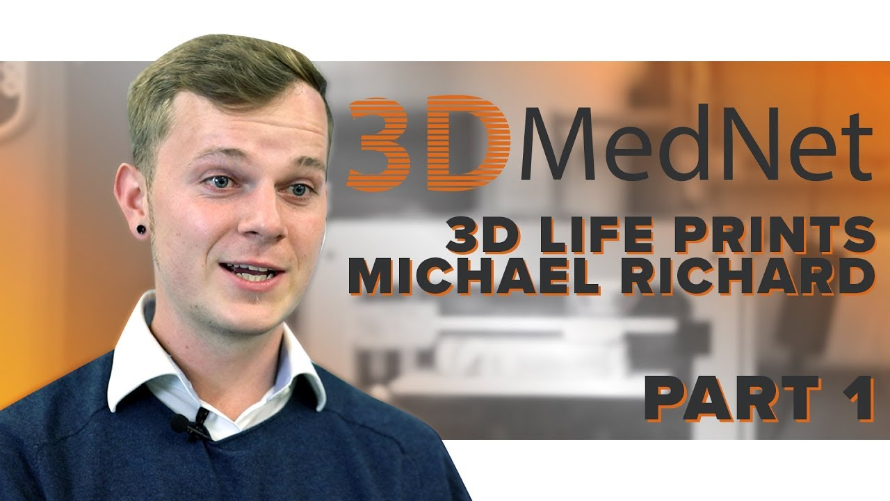 Choosing the right filament for the job: an interview with Michael Richard