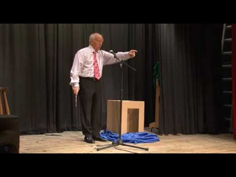 Paul Daniels Levitation Trick on Vimeo.mp4