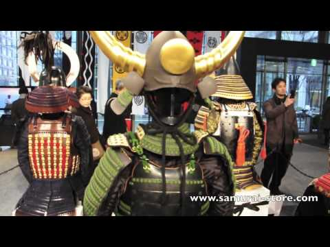 Samurai Armour Grand Exhibition Tokyo 2010