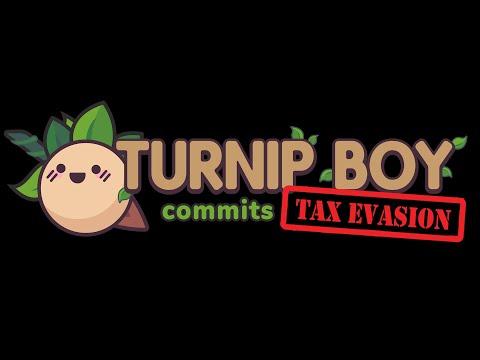 Turnip Boy Commits Tax Evasion: A Cinematic Masterpiece
