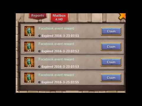 How To Hack Castle Clash ( Hack Facebook Rewad)