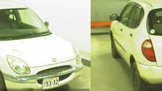 1998 Toyota DUET M100a