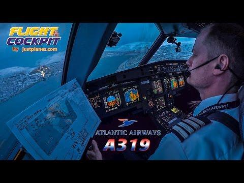 Cockpit Film from the beautiful Faroe Islands!