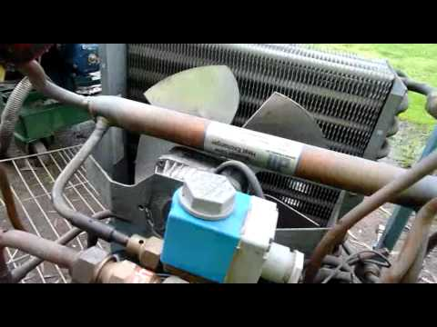 Industrial Refrigerant Recovery Unit Autopsy