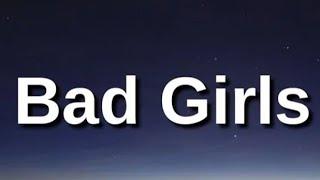 M.I.A. - Bad Girls (Lyrics)