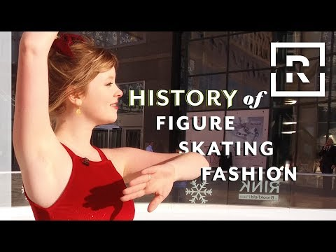 A Figure Skater's Dress Contains Clues About Her Performance