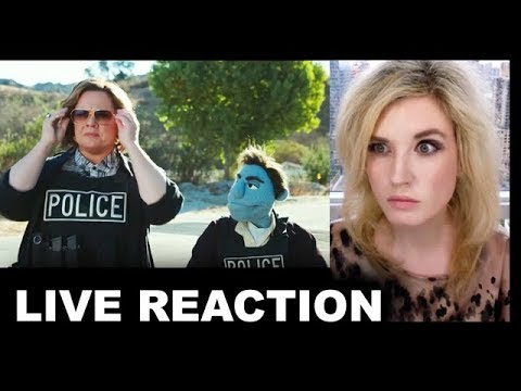 The Happytime Murders Trailer REACTION