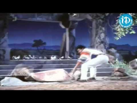 Brindavanam Movie Songs - Oho Oho Oho Bulli Pavurama Song - Rajendra Prasad - Ramya Krishna