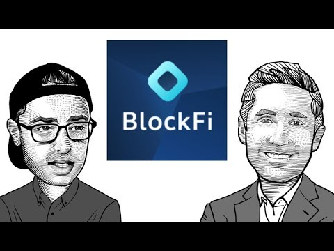 BlockFi: Loans Backed By Crypto 🔗 Interview W/ Zac Prince