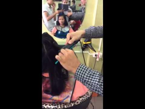 Salon tuân: phương pháp duỗi cụp p1