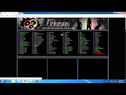 Descargar Musica Gratis mp3, Sin Programas Y 100% Seguro!! [