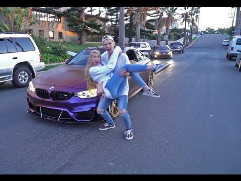 JAKE ANGELES'S NEW CAR!! | Doovi