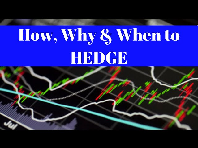 How, Why & When to HEDGE [OPTIONS]