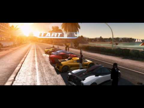 Test Drive Unlimited 2 (Music video)[HD]