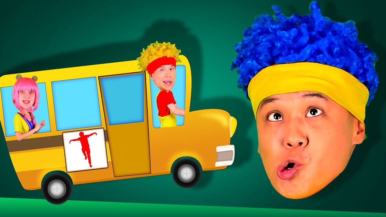 Download Wheels on the Bus | D Billions Kids Songs