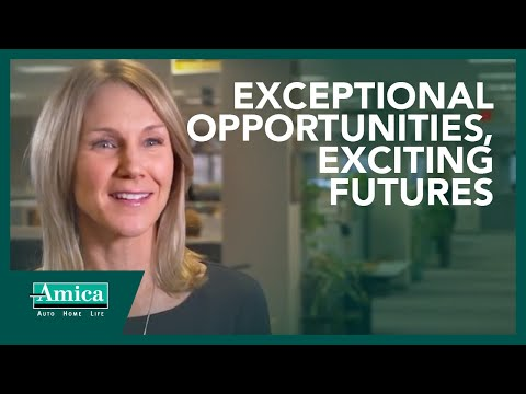 Amica Insurance: Exceptional opportunities, exciting futures