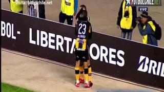 The Strongest 5 Union  Española 0 (Adn Radio Chile)  Copa Libertadores 2017